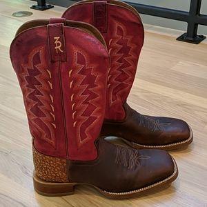Tony Lama Boots Mens Size 11D